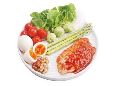 韓國直送!  使用100%無激素韓國產雞肉!「省時省力・低脂低卡・營養值高」