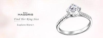 指環尺寸 Ring Size