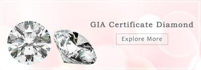 GIA 証書鑽石