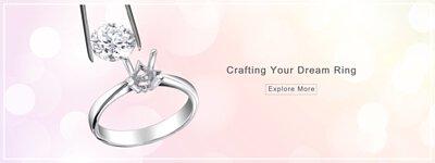 訂購GIA鑽石程序 Crafting your dream ring