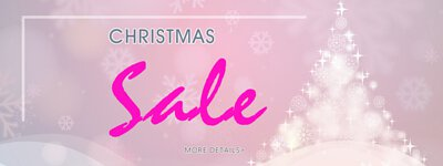 exclusive offer Christmas sale