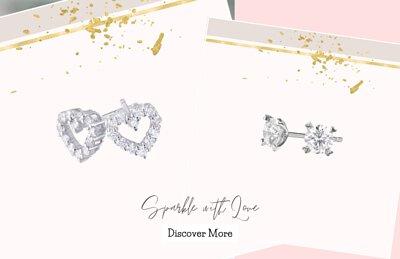 Diamond Earrings 鑽石耳環