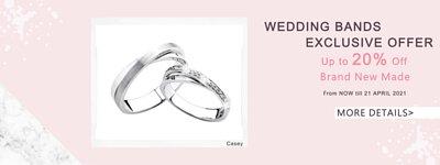 Wedding Band結婚對戒