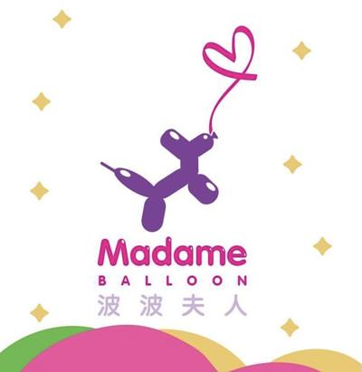 波波夫人,Madame Balloon,波波花,笑容,動力
