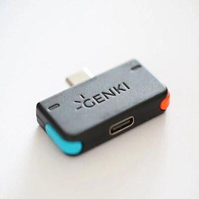 Genki 任天堂Switch 耳機藍牙傳輸器