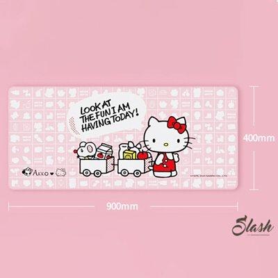 AKKO x Hello Kitty Mouse Pad 鼠標墊