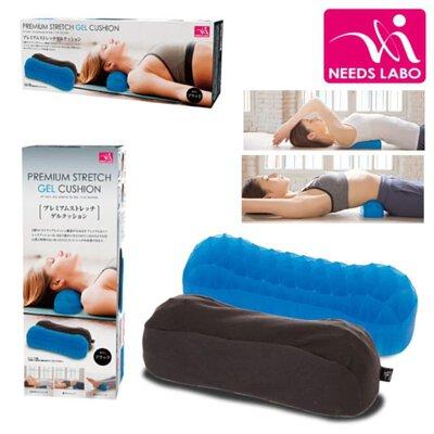日本 NEEDS LABO 腰頸紓壓矽膠墊|幫助減壓68%|減少頸椎、腰背疼痛