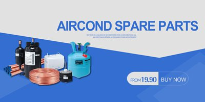 Air Conditioner Spare Parts Online