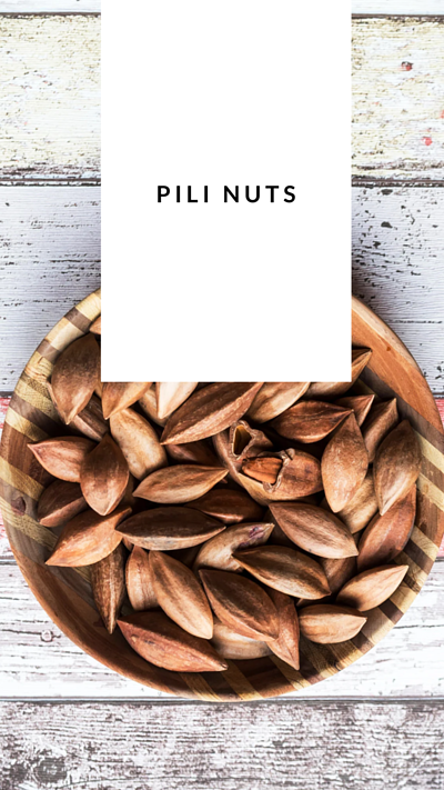 Super Food Gourmet Pili Nuts