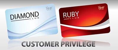 reward club diamond ruby