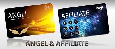Reward Program Affiliate NHF Online Angel