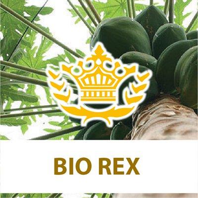 bio rex, bio rex papaya, papaya leaves