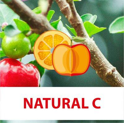 nhf natural c, natural c, vitamin c, natural vitamin c, accelora, orange, covid-19 treatment