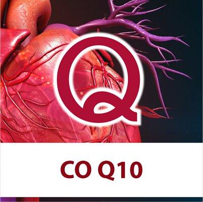 Q10, co enzyme Q10