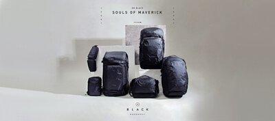 Black, series, Macaroon