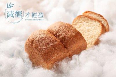 localoca減醣減卡豆渣輕麵包,減醣、高纖、低卡,低碳麵包帶來輕盈生活。