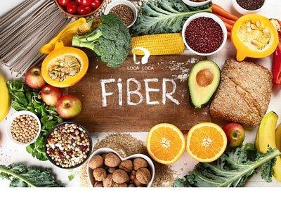 減醣飲食妳應該攝取足夠的膳食纖維。
