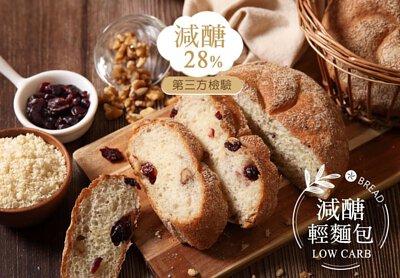 localoca減醣減卡豆渣輕麵包,減醣、減卡,高纖、減脂,低碳麵包帶來輕盈生活。