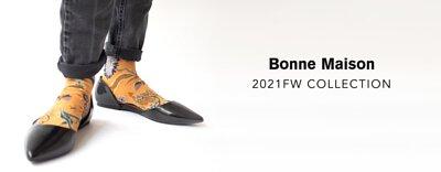 BonneMaison-RosebudMole-Socks-襪子-棉襪