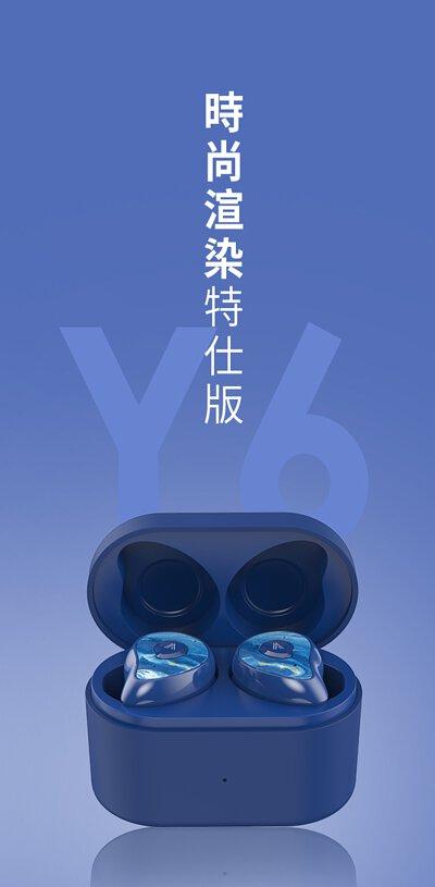 omix,耳機,藍牙耳機,Y9,Y6,無線耳機,曾沛慈