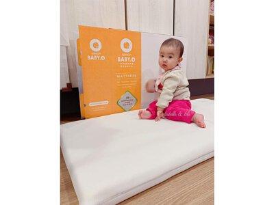 嬰兒床墊體驗
