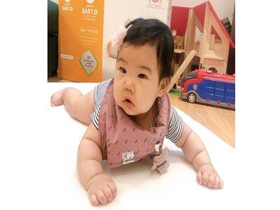 QSHION嬰兒床墊體驗