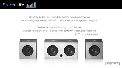 audiophile system focal speakers reviews Naim Dynaudio Devialet McIntosh Sennheiser  mbl speakers