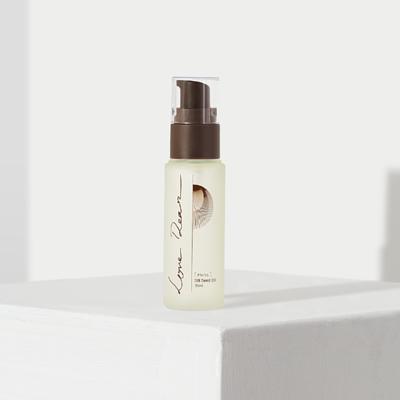 100%天然 樹靈果萃順澤護髮油