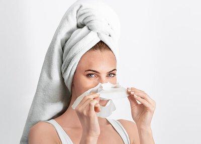 得英特凍膜、臉部保濕保養品
