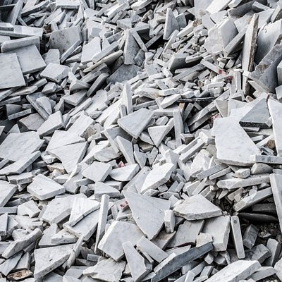 大理石廢棄料