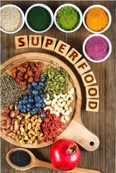不同顏色的蔬果富含各種維生素、礦物質、膳食纖維及植物化學素,如維生素A、維生素C、鐵、鈣、植化素等多種營養素;膳食纖維可維持腸道健康,增強對伺機入侵病菌的抵抗力。