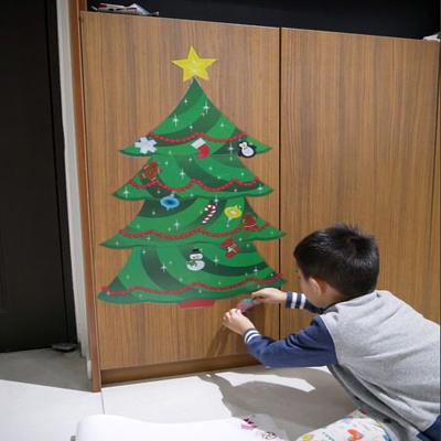 Gibby&Libby 壁貼貼花 - 聖誕樹