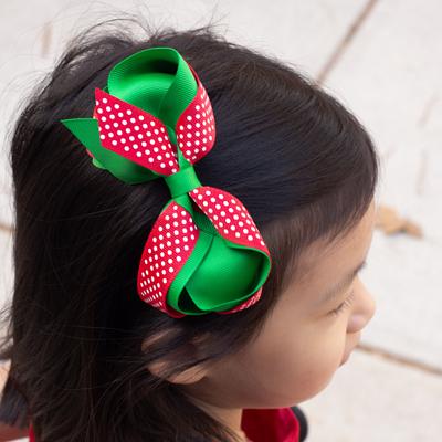 minitutu 聖誕主題髮夾禮盒