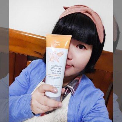 土肉桂豐澤輕盈洗髮精 使用者分享