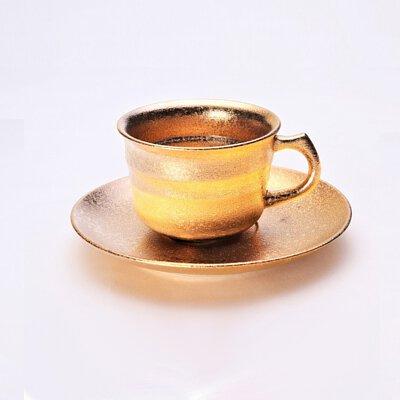 【丸兄商社】有田焼.GOLD 系列千段咖啡杯