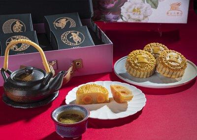 富貴牡丹禮盒 傳統經典4入裝/盒