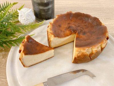 巴斯克乳酪蛋糕/純素蛋糕/素食蛋糕