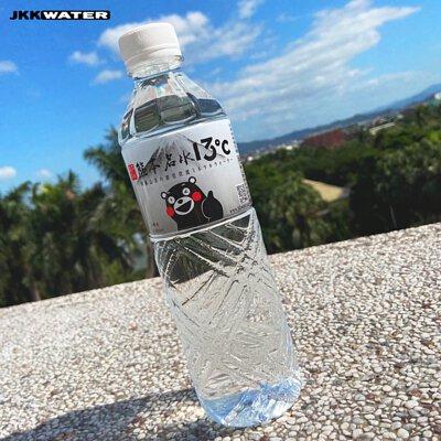 礦泉水,軟水,日本,熊本名水13°C