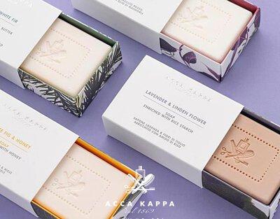 ACCA KAPPA香氛皂系列