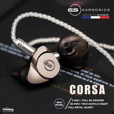 earsonics corsa
