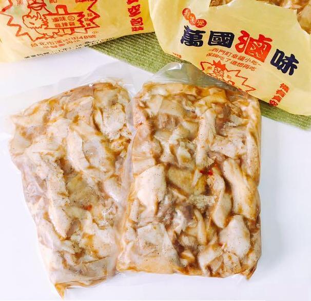 萬國滷味·招牌盬水雞