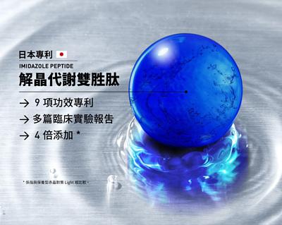 解晶代謝科技全球9項專利,臨床認證