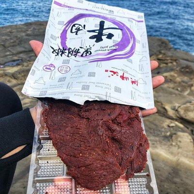 牛肉乾野餐零食推薦