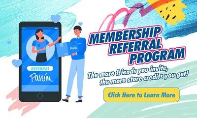 Member Referral  Programme