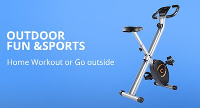 outdoor fun sports