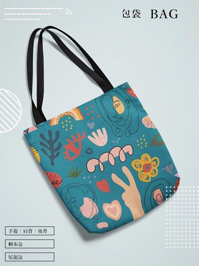 帆布包與提袋客製化禮品