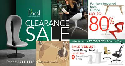 Clearance Sale 2021