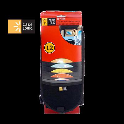 CaseLogic - 防曬板卡片收納袋(10格)