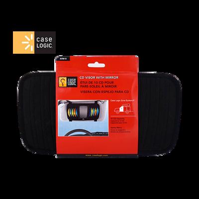 CaseLogic - 防曬板卡片收納袋連鏡(10格)