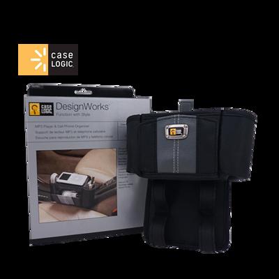 CaseLogic - 座位收納袋(可放電話等雜物)